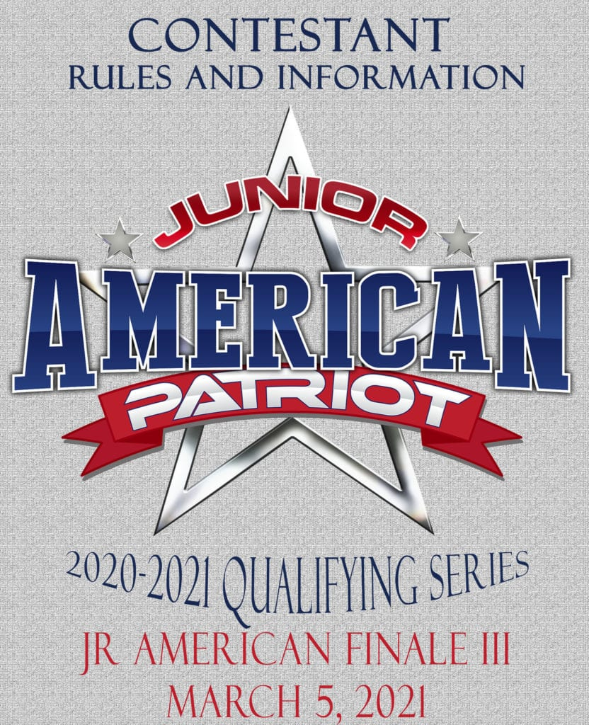 JR AMERICAN Rule Cover Page