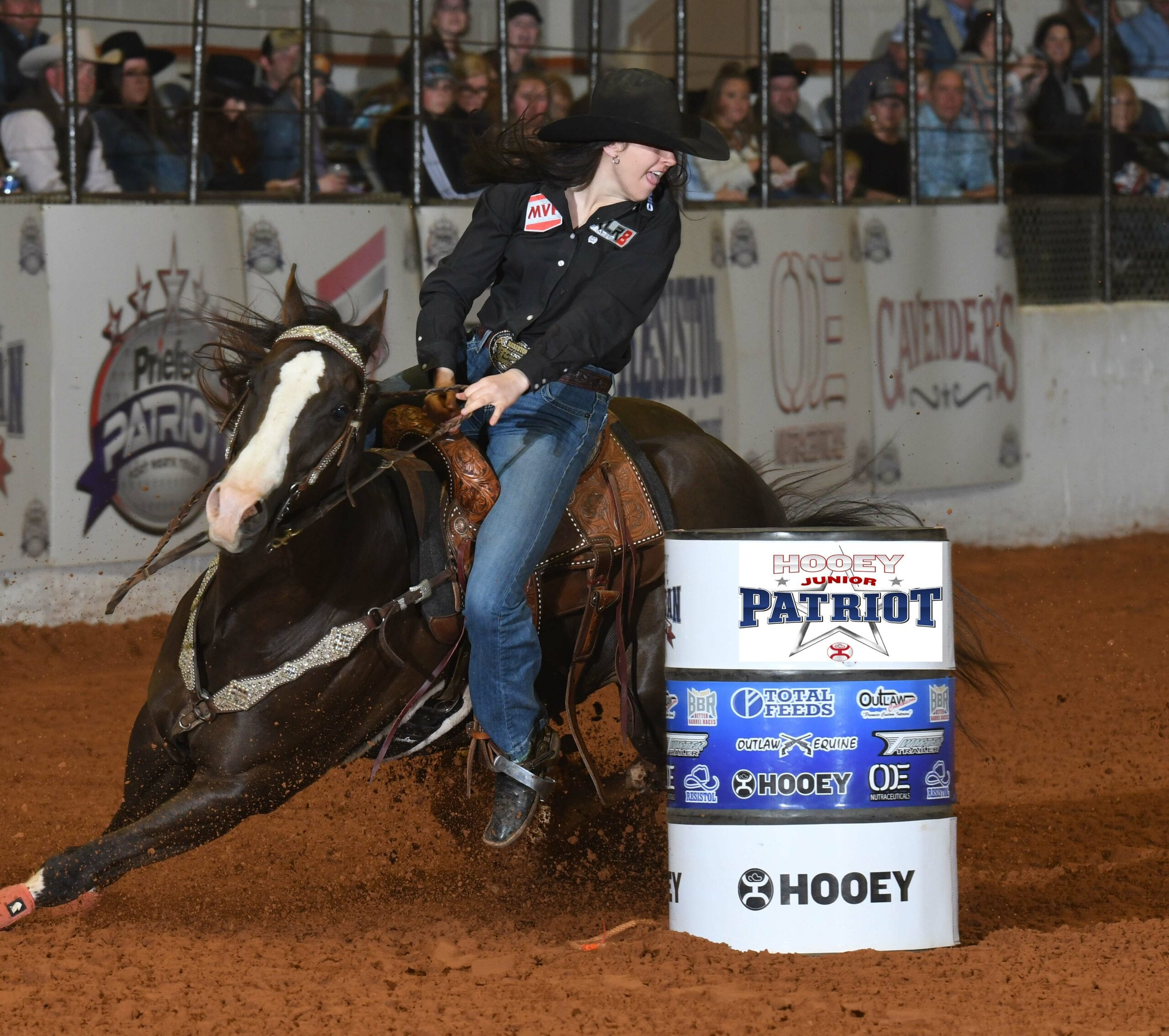 Paige Jones 19&U barrel racing winner 3-5-21 NNN_0738_
