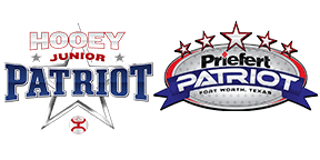 combined patriot and jr patriot logo