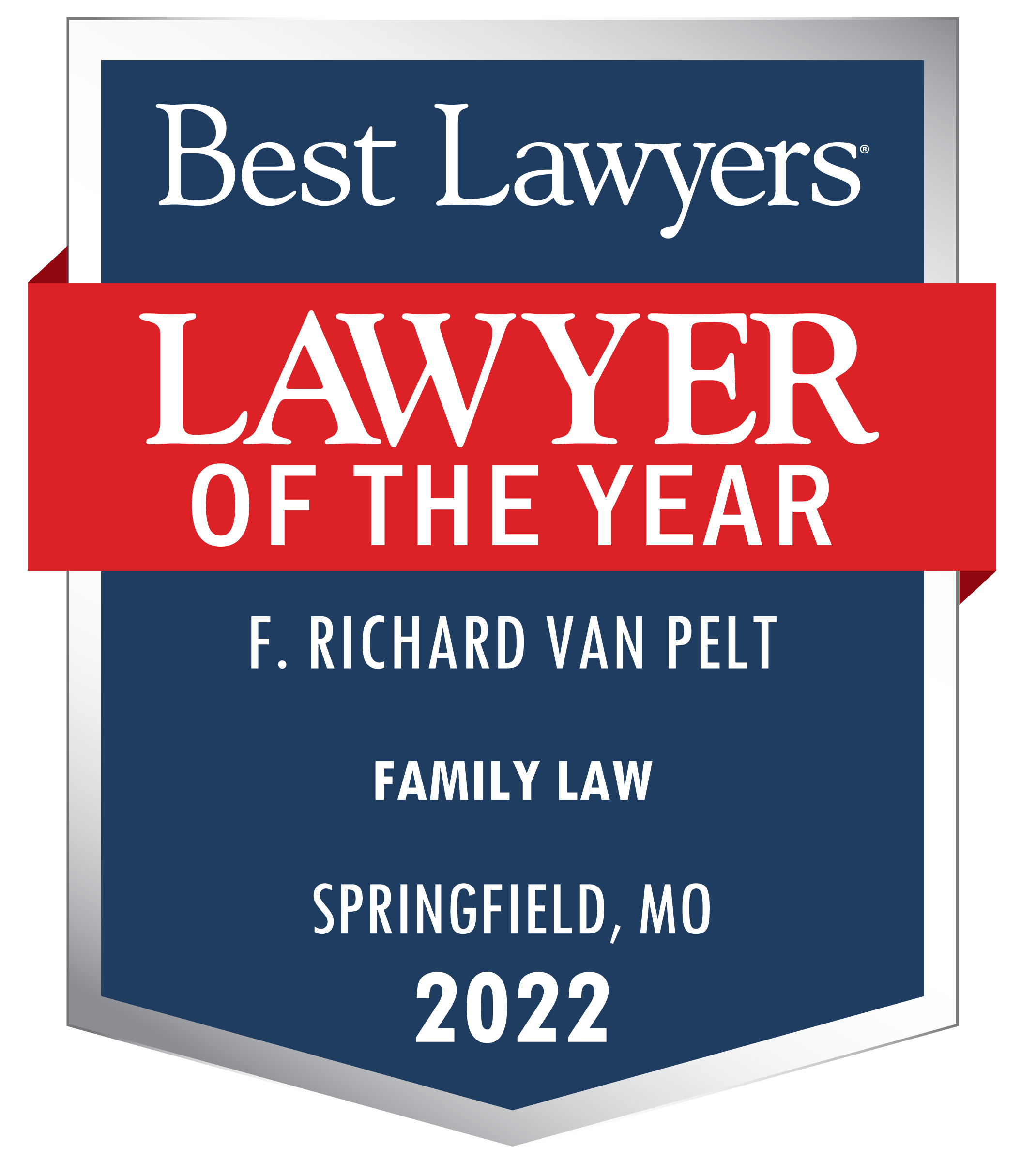 Best Lawyers - _Lawyer of the Year_ Contemporary Logo