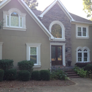 shaped windows atlanta