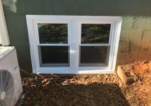 replacement windows before and after