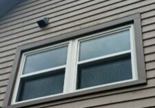 Windows with Colored Aluminum Capping