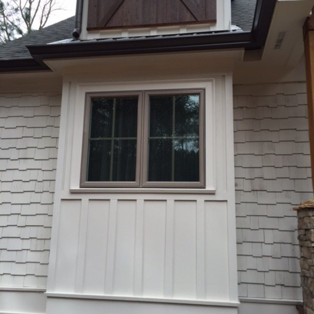 window source Atlanta grey casement window